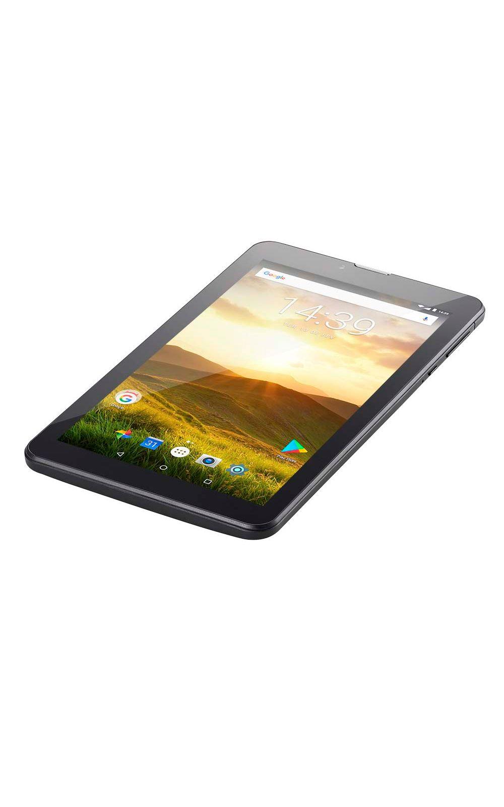 Foto 6 - Tablet Multilaser M7 4G Plus Quad Core 1GB 8GB Tela 7 Pol. Android Dual Câmera Preto - NB285