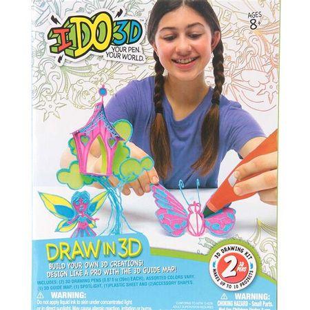 I do 3D - 2 Canetas - BR487