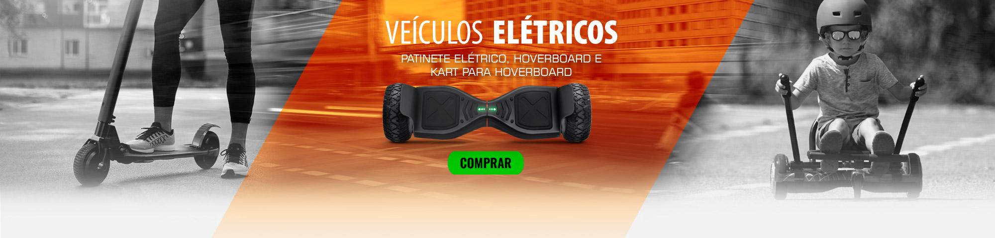 Banner Veiculo Eletrico