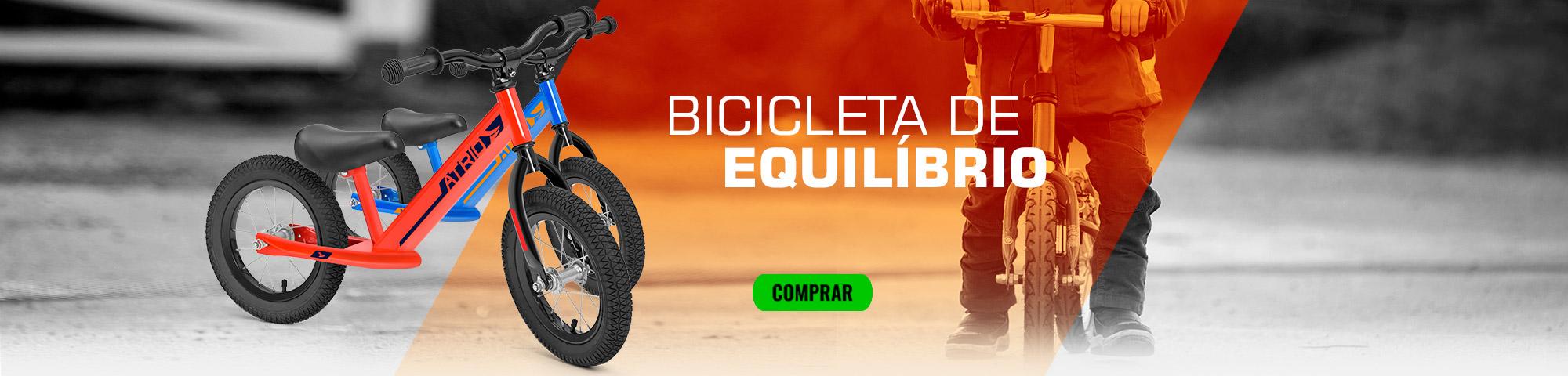 Banner Bike Equilibrio