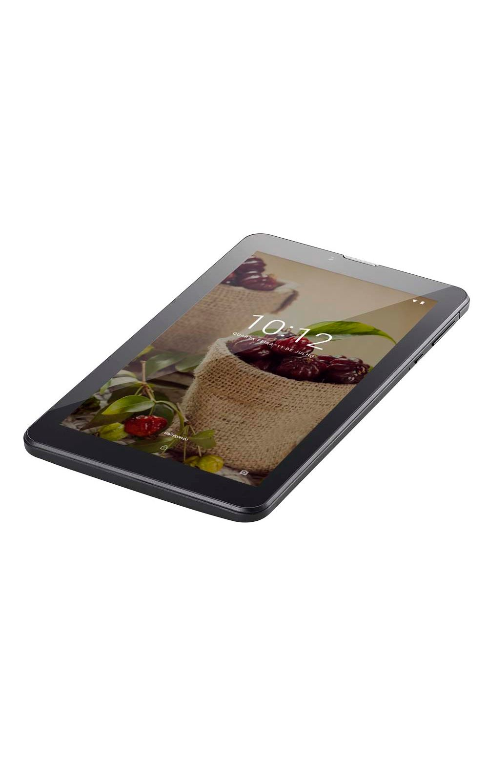 Foto 6 - Tablet Multilaser M7 3G Plus Sênior 1GB 8GB Câmera 2.0 Mp+1.3 Mp Tela 7 Dual Chip Preto - NB294