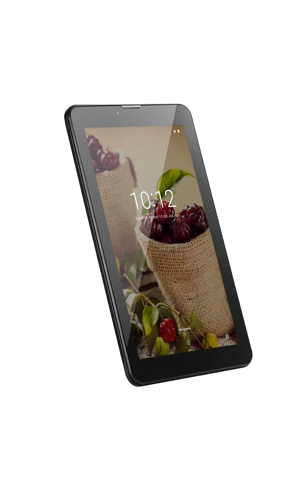 Foto 7 - Tablet Multilaser M7 3G Plus Sênior 1GB 8GB Câmera 2.0 Mp+1.3 Mp Tela 7 Dual Chip Preto - NB294