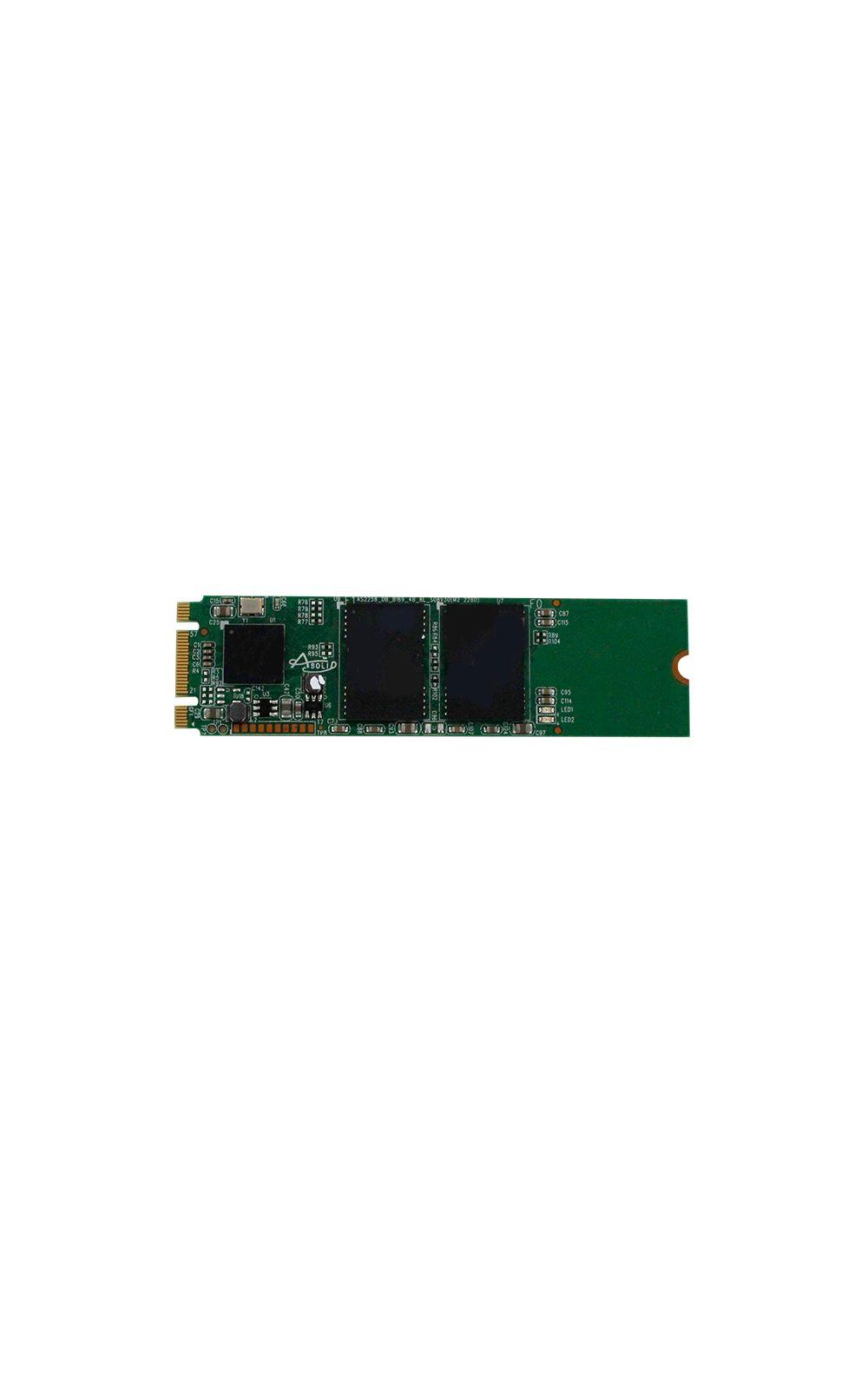 Foto 1 - SSD Multilaser M.2 2280 (8,0 CM) 120GB AXIS 400 - SS108