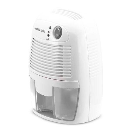 Desumidificador De Ar Com Reservatório De Água 250Ml Branco Multilaser - HC190