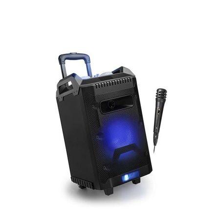 Caixa De Som Multilaser Torre Disco Light 150W Rms - SP299