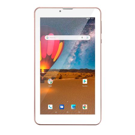 Tablet Multilaser M7 3G Plus Dual Chip Quad Core 1 GB de Ram Memória 16 GB Tela...