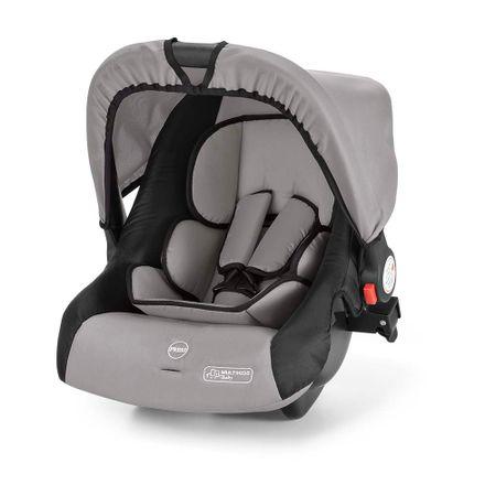 Bebê Conforto Koala Plus 0-13Kg Cinza Multikids Baby - BB649
