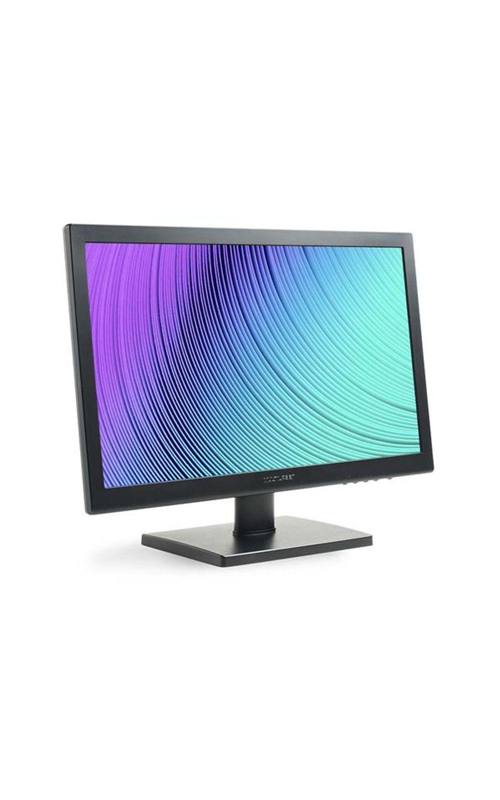 Foto 2 - Computador Multilaser Linux com Monitor 18.5 Pol Preto - DT016