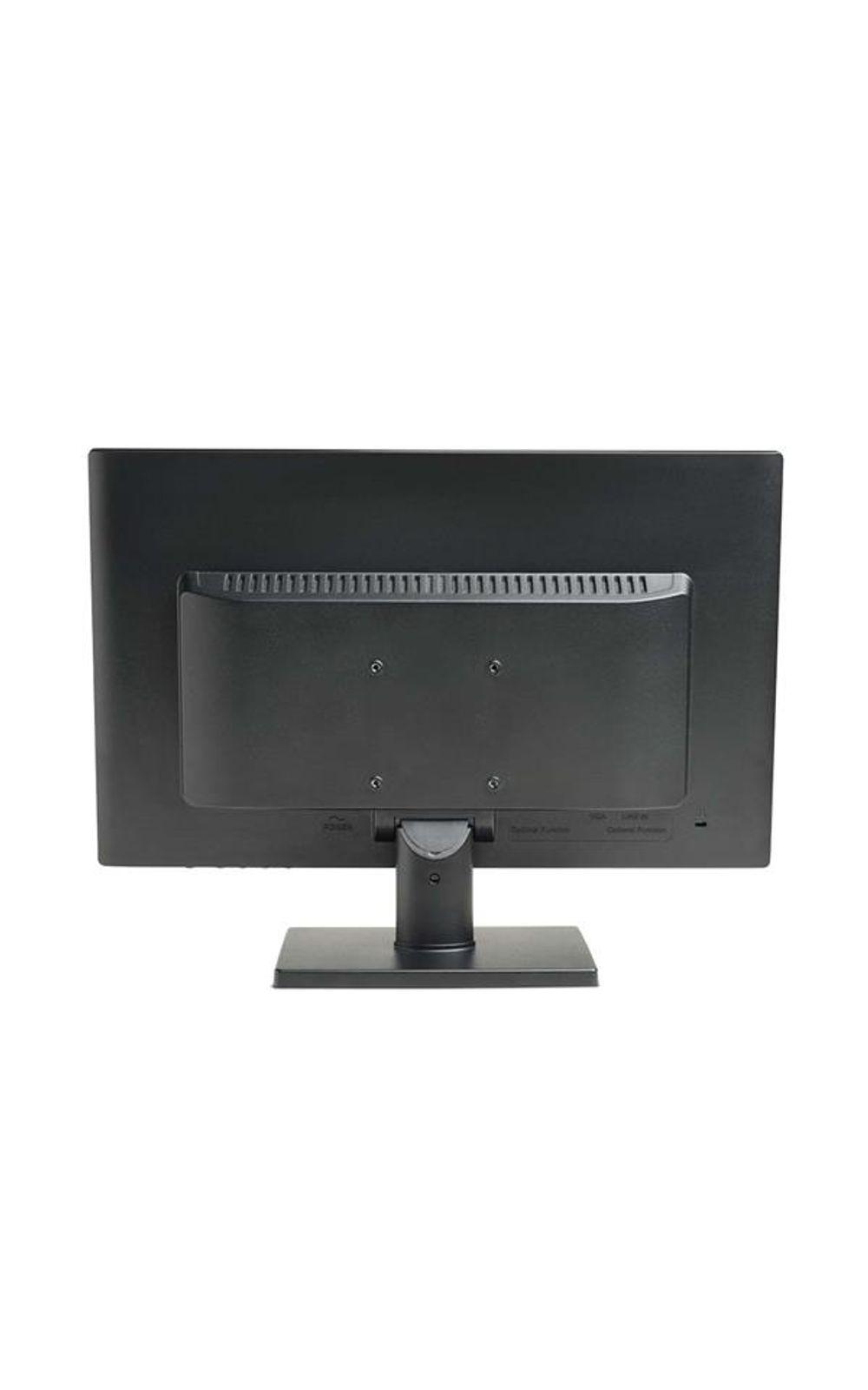 Foto 4 - Computador Multilaser Linux com Monitor 18.5 Pol Preto - DT016