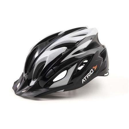 Capacete para Ciclismo MTB Inmold 2.0 Tam. G Viseira Removível 19 Entradas de...