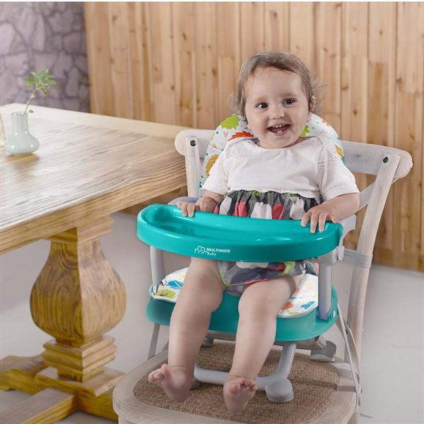 Cadeira De Alimentação Portátil Monstrinhos Multikids Baby - BB603