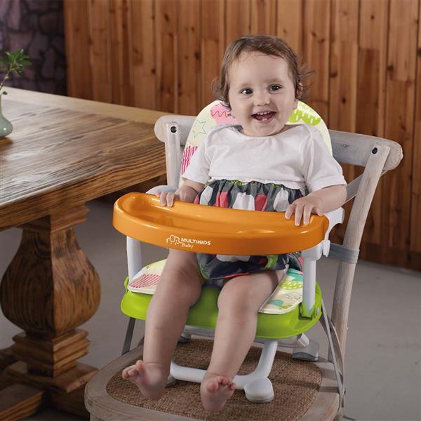 Cadeira De Alimentação Portátil Animais Multikids Baby - BB605