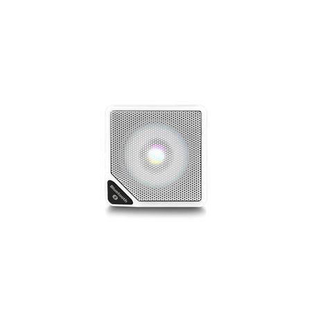 Caixa de Som Cubo Speaker com 3W Luz de LED Conexão USB Bluetooth AUX Entrada...