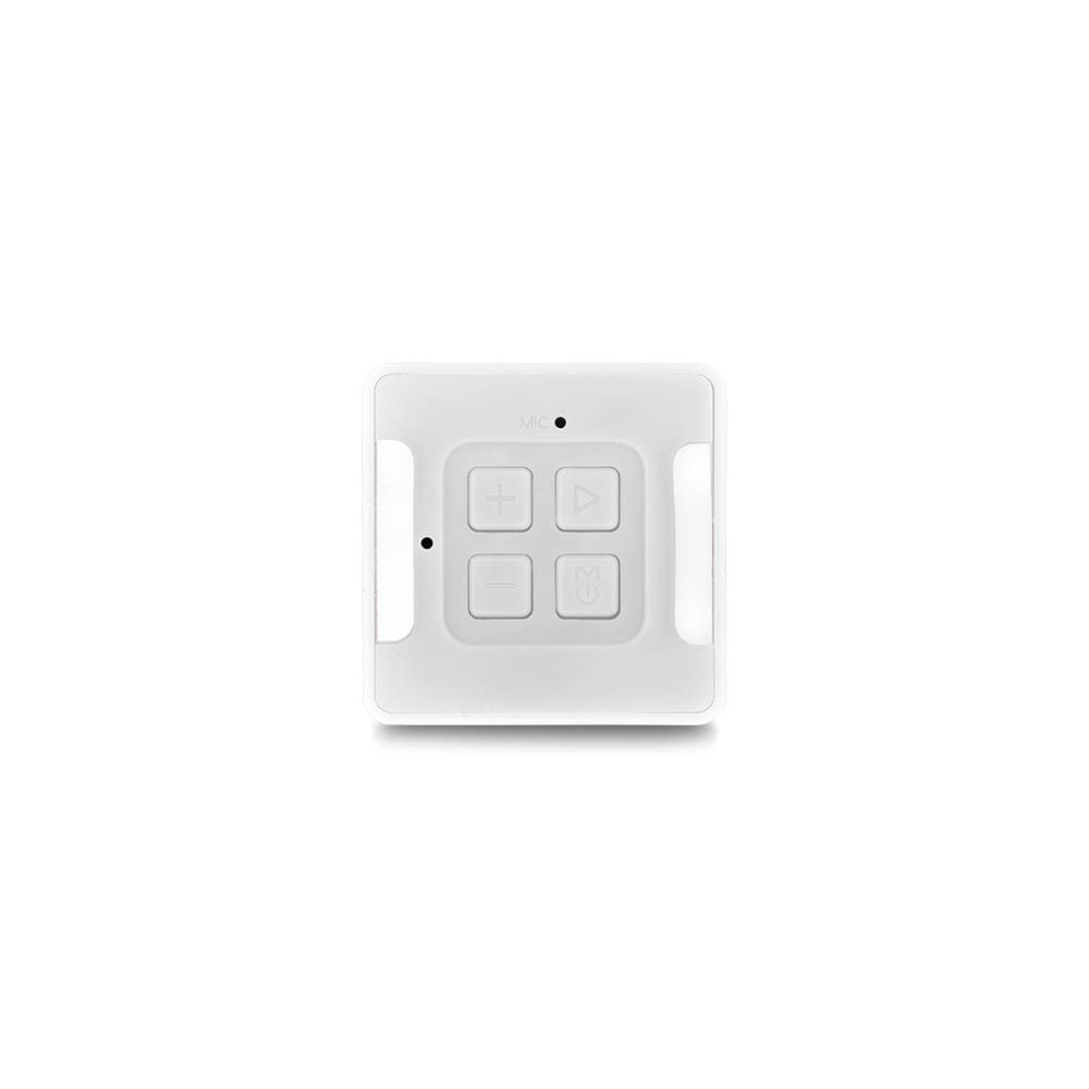 Caixa de Som Cubo Speaker 3W Branco Multilaser - SP306