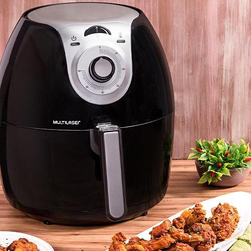 Fritadeira Elétrica Sem Óleo Air Fryer  | R$ 599,00 | full