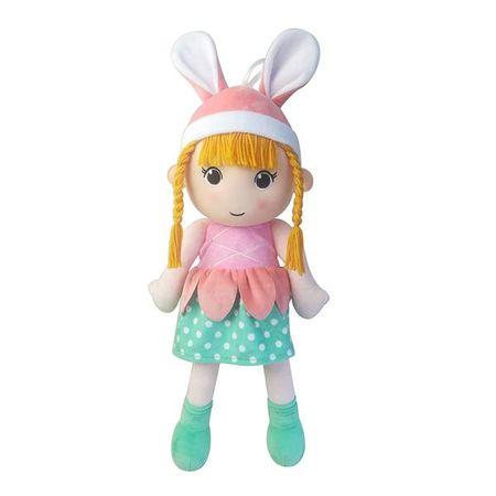 Boneca de Pano Bella Cutie Dolls de 50cm Multikids - BR1137