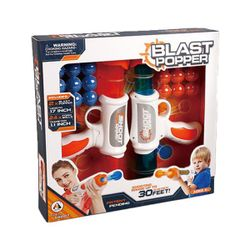 f5fe123414 Lançador de Bolinhas Blast Popper Duo com Acessórios Indicado para +6 Anos  Multikids - BR1132