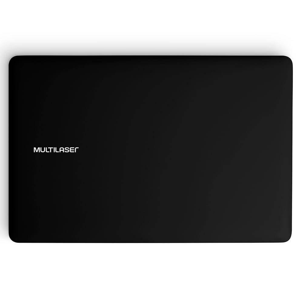 Notebook Multilaser Legacy Cloud Intel Quad Core 2GB 64GB 14 Pol. HD Windows 10 Home Preto - PC107