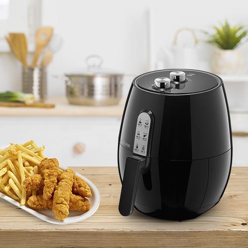 Fritadeira Elétrica Sem Óleo Air Fryer  | R$ 360,90 | full