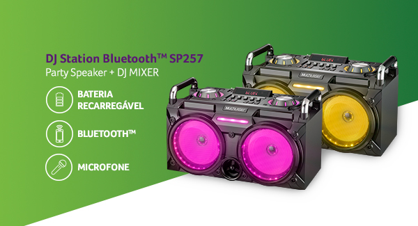 Dj Station Bluetooth