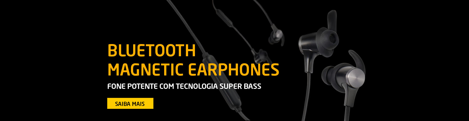 magnetics earphone