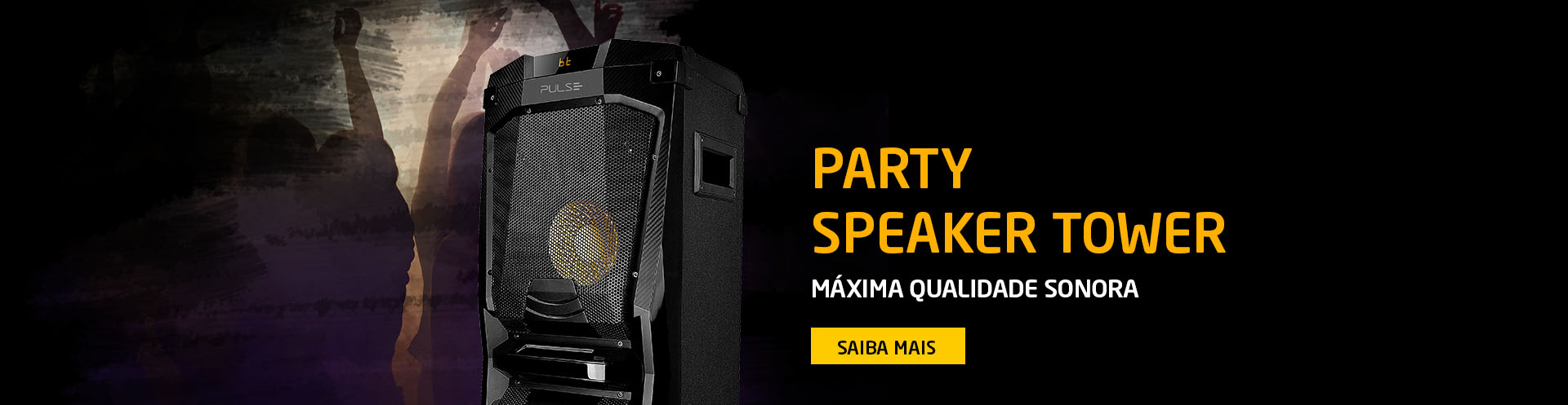 Party Speaker Tower