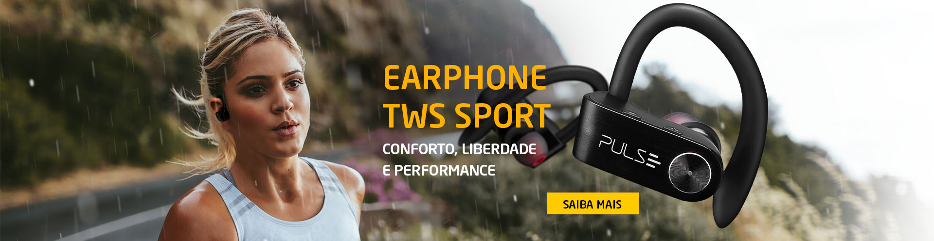 Earphone tws sports
