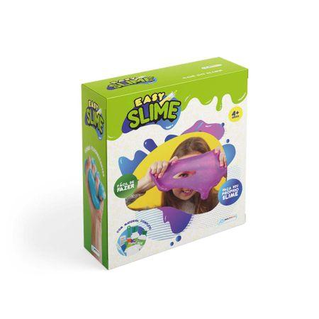 Kit Easy Slime Faça Você Mesmo com Material para 1 Unidade Indicado para +4...