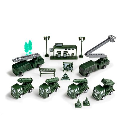 BR973---PLAY-MACHINE---PLAY-SET-ARMY-ARMED-FORCES--1-