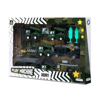 BR973---PLAY-MACHINE---PLAY-SET-ARMY-ARMED-FORCES--2-