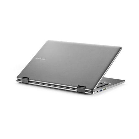 Notebook Multilaser 2 em 1 M11W Plus Intel Celeron 2GB 64GB 11.6 Pol. Touch...