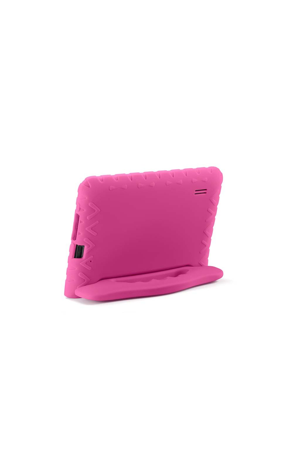 Foto 3 - Tablet Kid Pad Lite Multilaser 7 Pol. 16GB Quad Core Android 8.1 Rosa - NB303