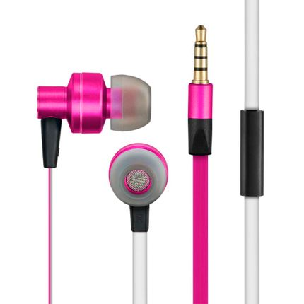 In Ear Headset Stereo Áudio Wired - PH155