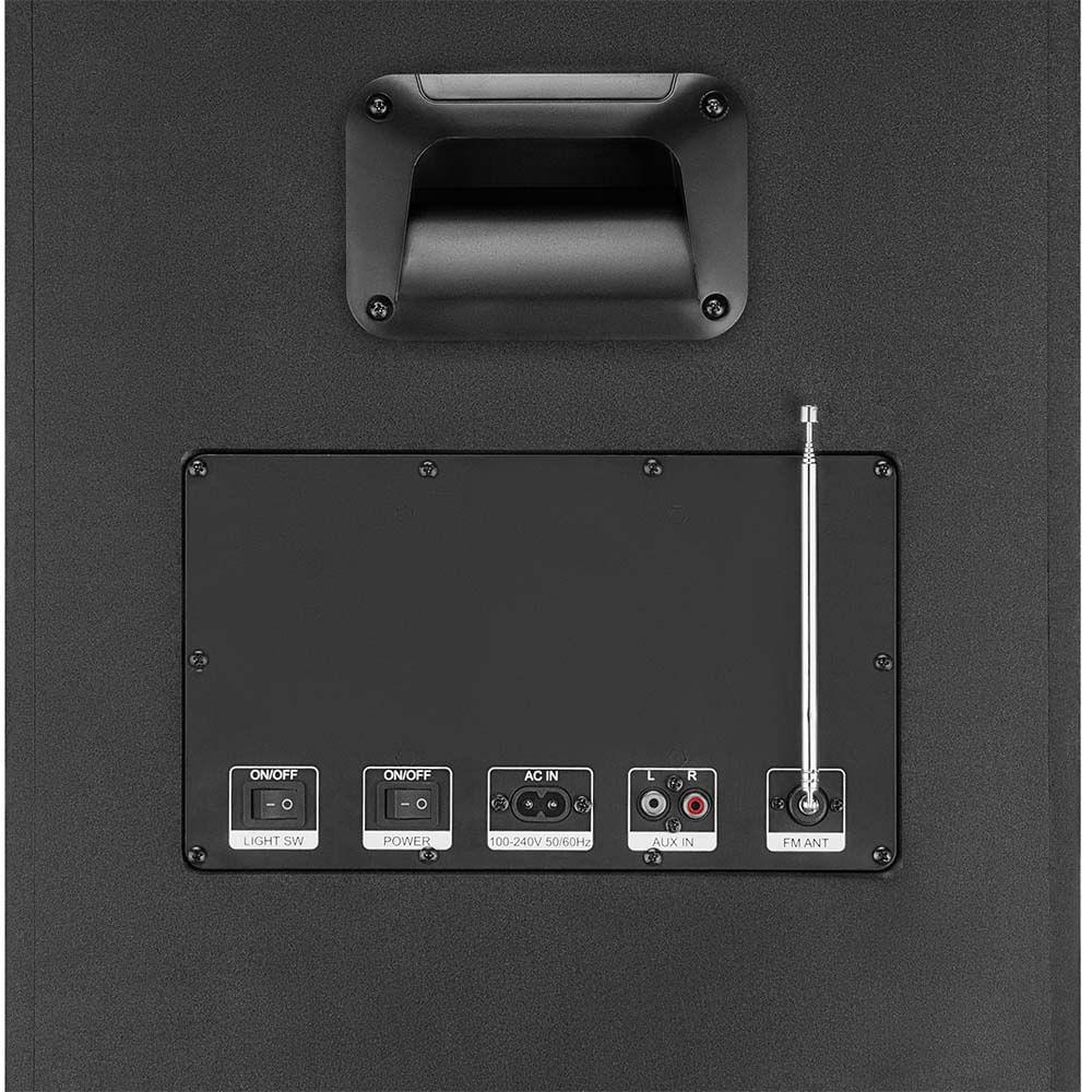 Mini Torre 12'' Multilaser 2000w - SP343