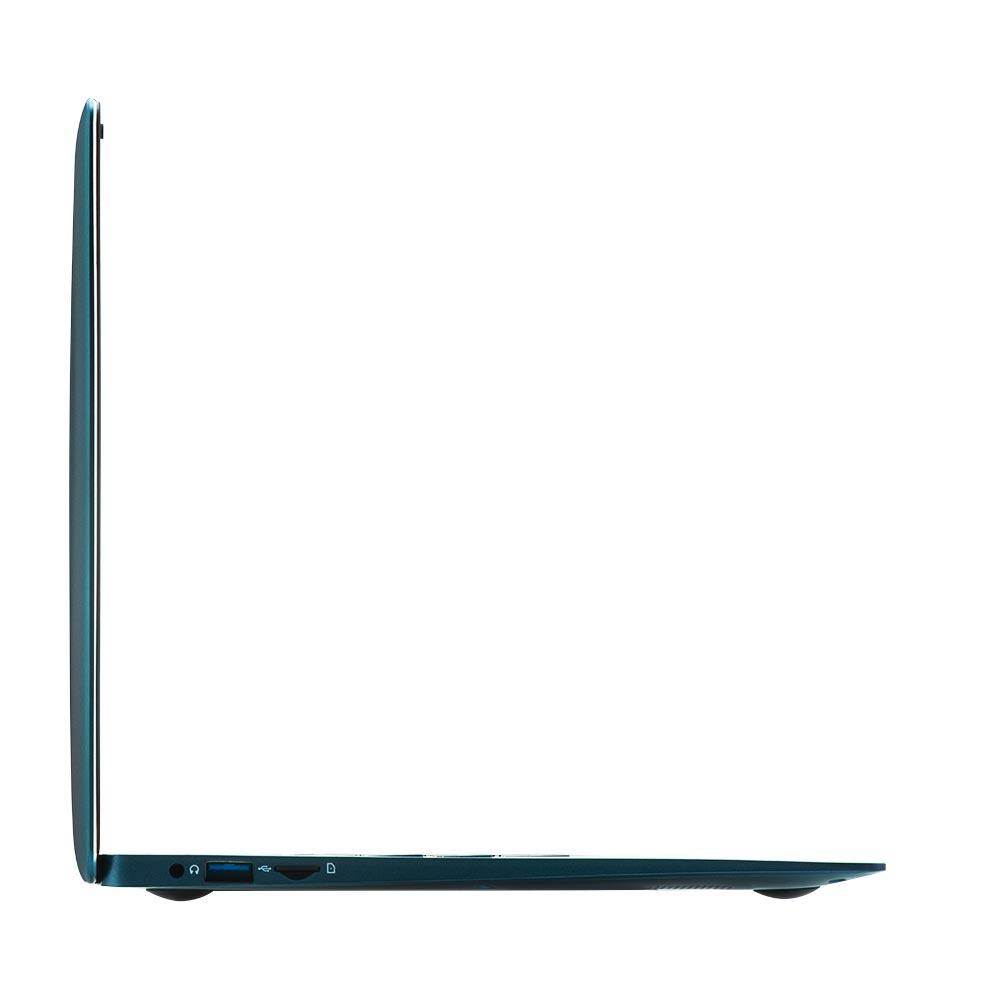Notebook Multilaser Legacy Air Intel Celeron 4GB 64GB 13.3 Pol. Full HD Windows 10 Azul - PC224