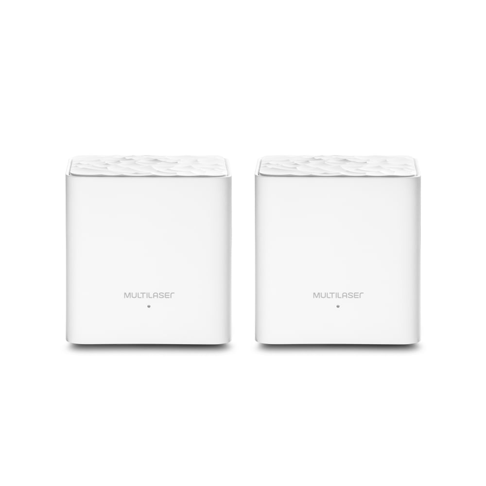 Roteador Mesh Cosmo Ac1200 2 Peças Dual Band (5Ghz 867 Mbps, 2.4Ghz 300 Mbps) - RE010