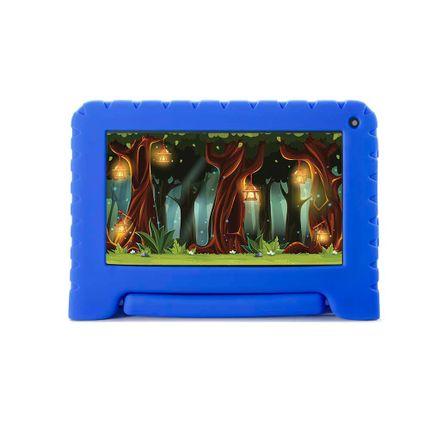 Tablet Infantil Mirage 45T 16GB 1GB Tela 7 Pol. Frontal 1.3 MP Azul – 2015