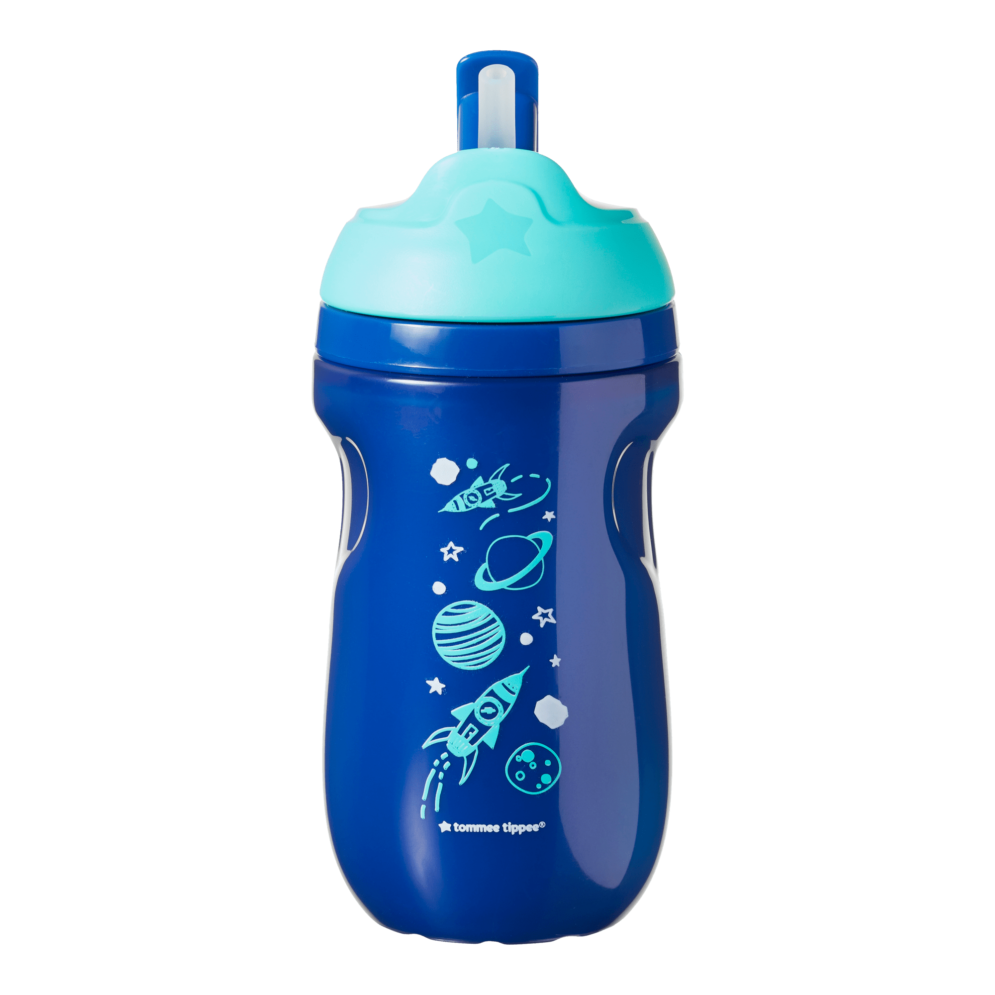 Copo Térmico Com Canudo Tommee Tippee - 260 ml -Tommee Tippee - 549291