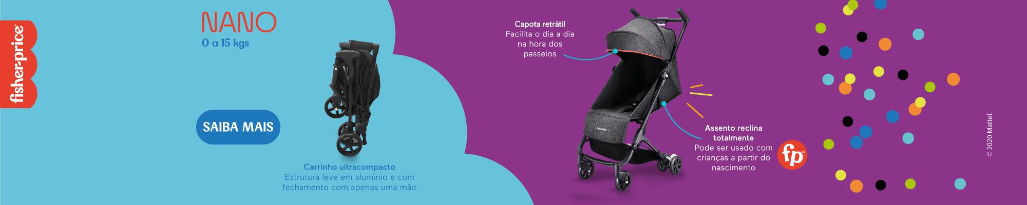 Carrinho Nano - 2000x400