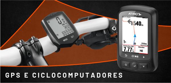 GPS e Ciclocomputadores