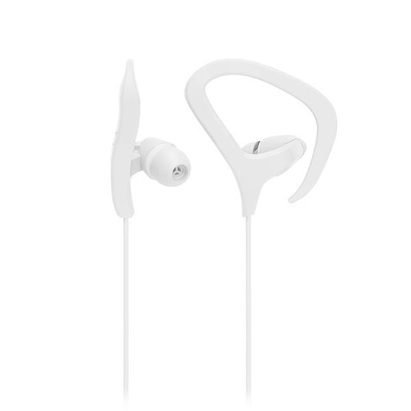 Fone Intra-Auricular Earhook Pro - Branco Multilaser - PH357