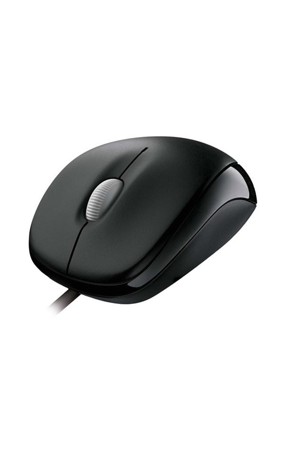 Foto 2 - Mouse Com Fio Compact Usb Preto Microsoft - U8100010