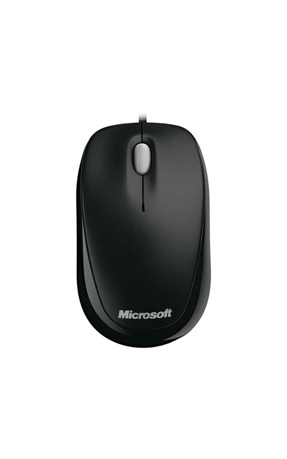 Foto 5 - Mouse Com Fio Compact Usb Preto Microsoft - U8100010