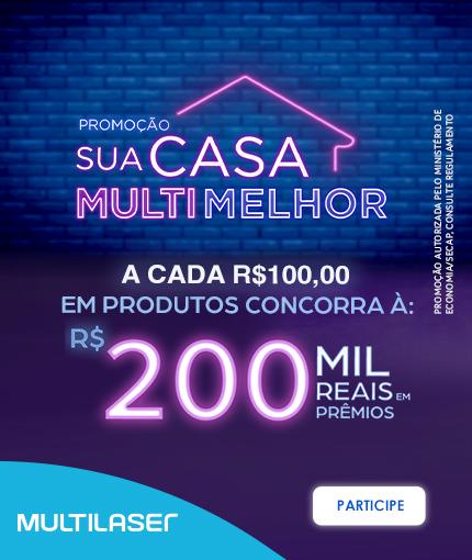 Campanha | Caminhão de Prêmios | Banner Sua Casa Multimelhor | home-master-mobile