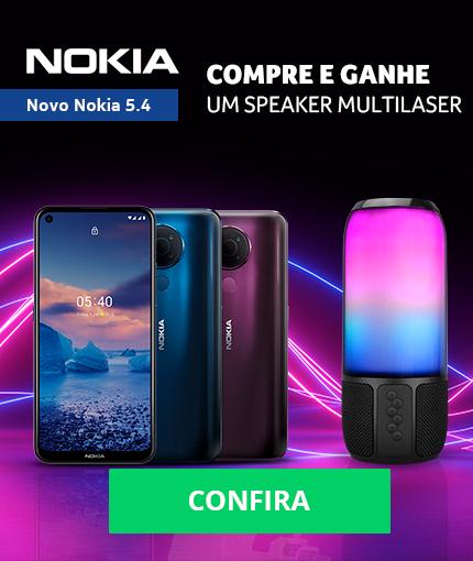 Combo Nokia  | Nokia + Caixa de Som| Banner Combo Nokia | home-master-mobile