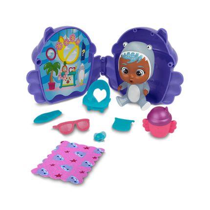 Cry Babies Magic Tears Casinha com Asas (Coleção 1) Sortido Multikids - BR1428 BR1428