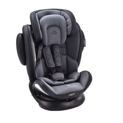 Cadeira para Auto Softfix 0-36kg Cinza Multikids Baby - BB625 BB625