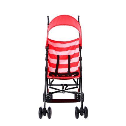 Carrinho Guarda-Chuva Navy +6 meses  Vermelho Multikids Baby - BB558 BB558