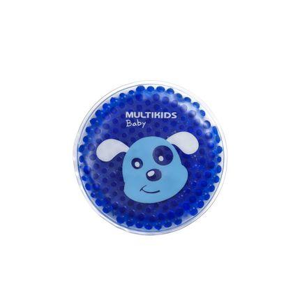 Almofada de Gel Safe Baby Doguito Azul Multikids Baby - BB1125 BB1125